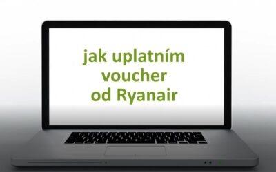 RyanAir – jak uplatnit voucher